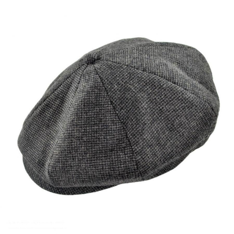 44c57ae924a Union Newsboy Cap – Charcoal