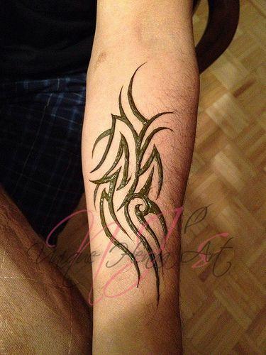Tribal Henna Tattoo 2012 169 Nj S Unique Henna Art Flickr Photo Tribal Henna Henna Tattoo Unique Henna