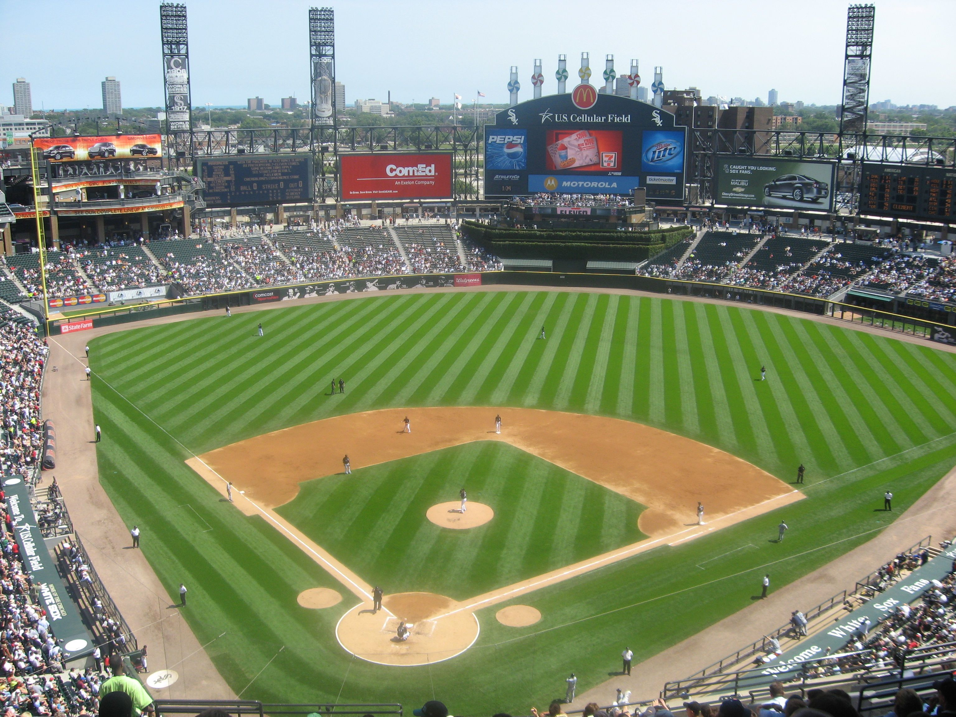 baseball stadiums | animals | pinterest | chicago, baseball park