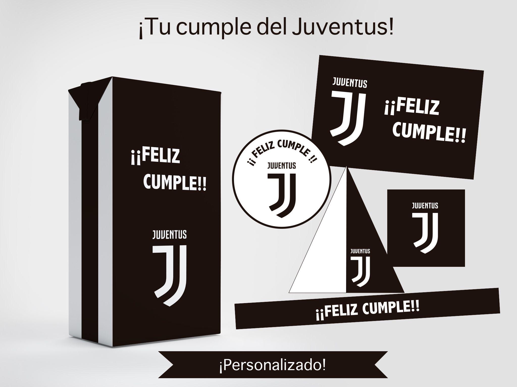 Juventus Decoración Cumpleaños Ideas De Fiesta Juventus