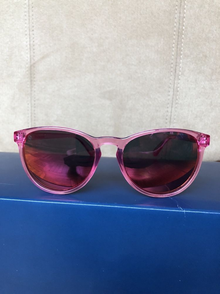 1da1e4844d Womens Knockaround Pink Polarized Sunglasses With Reflective Lenses   fashion  clothing  shoes  accessories  unisexclothingshoesaccs   unisexaccessories (ebay ...