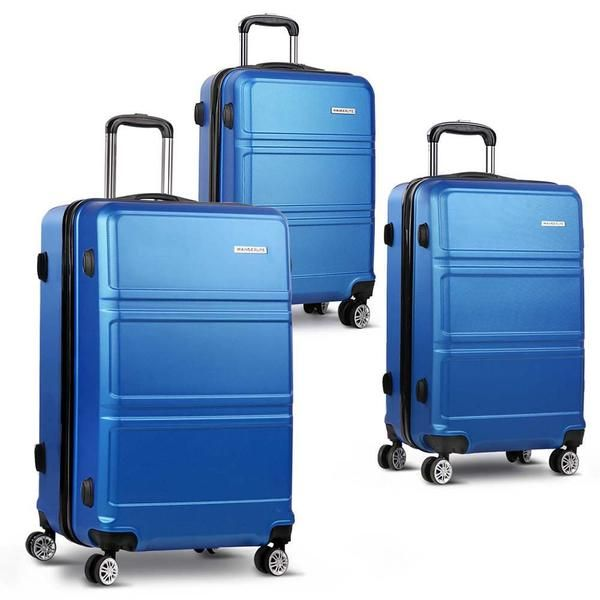 3pc Luggage Set 20, 24 and 28
