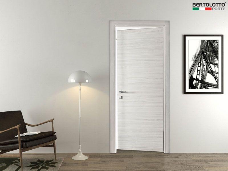 Porta bianca effetto legno | casa | Pinterest