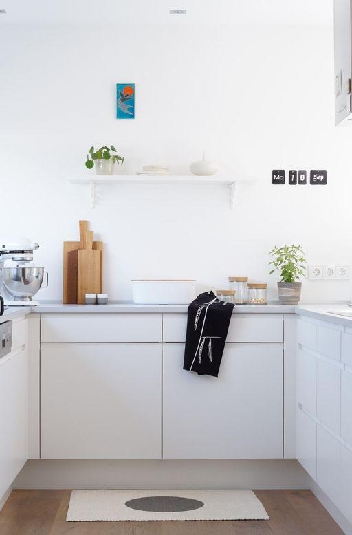 Kleine Küchen größer machen: So geht's!   Kleine küche ...