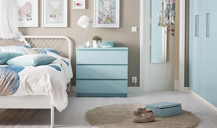 Los nuevos dormitorios Ikea 2017 del catlogo Pura inspiracin  Deco  Pinterest  Dormitorio ikea Muebles dormitorio y Dormitorios