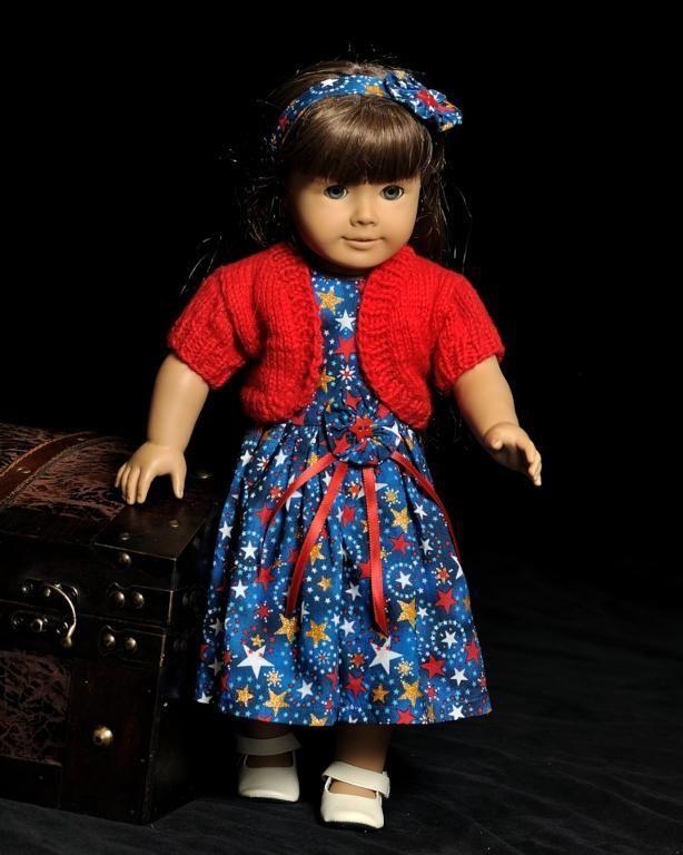 Doll Bolero for 15-18\