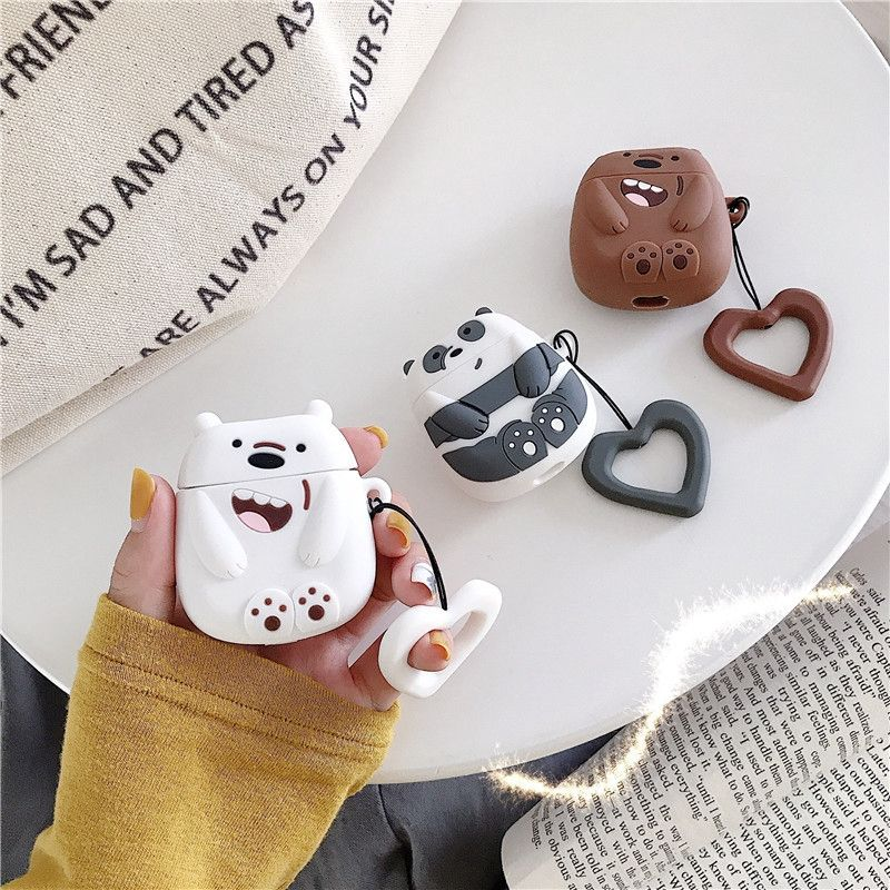 20 Pretty And Quirky Airpods Cases That You Ll Want To Keep Your Earbuds In Avenue One Earbuds Case Cute Ipod Cases Airpod Case