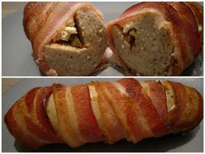 Heute zeigen wir dir, wie selbst die langweiligste Bratwurst zum absoluten Höhepunkt des Grillabends werden kann! Die Idee ist so simpel, dass sie einfach nur gut sein kann! Eine saftige Bratwurst mit einer Knackigen Kruste aus goldbraunem Bacon...