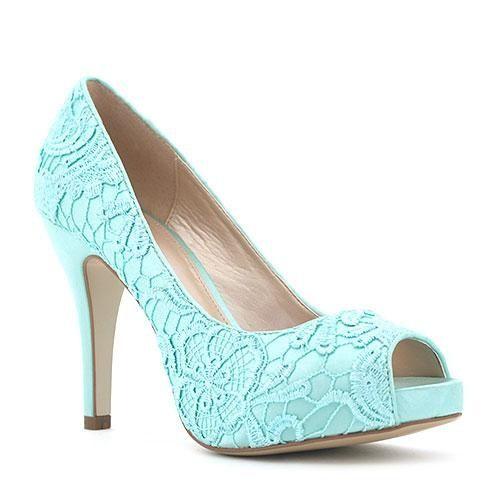 d43dcea0836 Pastel Wedding Shoes ~