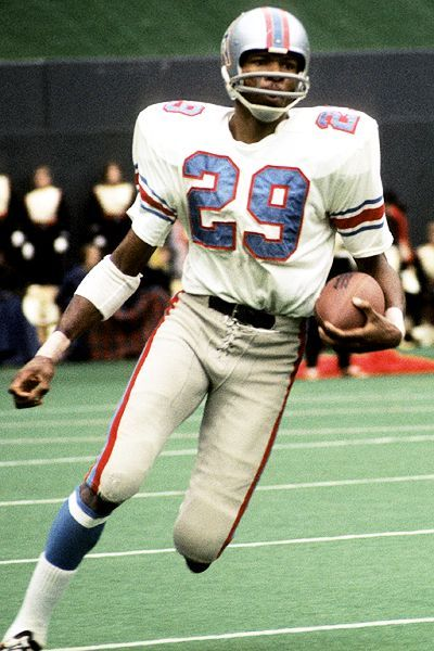 b593129d9e3 Kenny Houston Safety Houston Oilers H.O.F. | NFL Players | Nfl ...