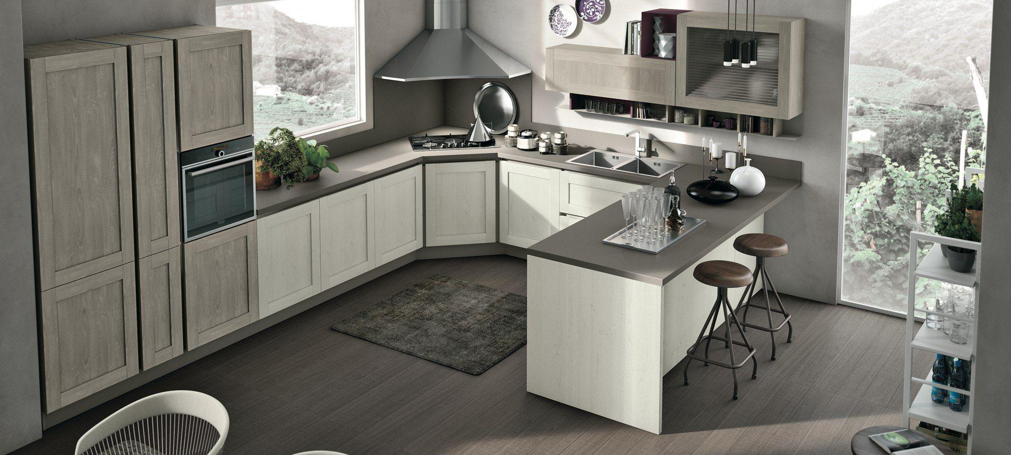 cucine moderne stosa - modello cucina city 06 | kitchen | Pinterest
