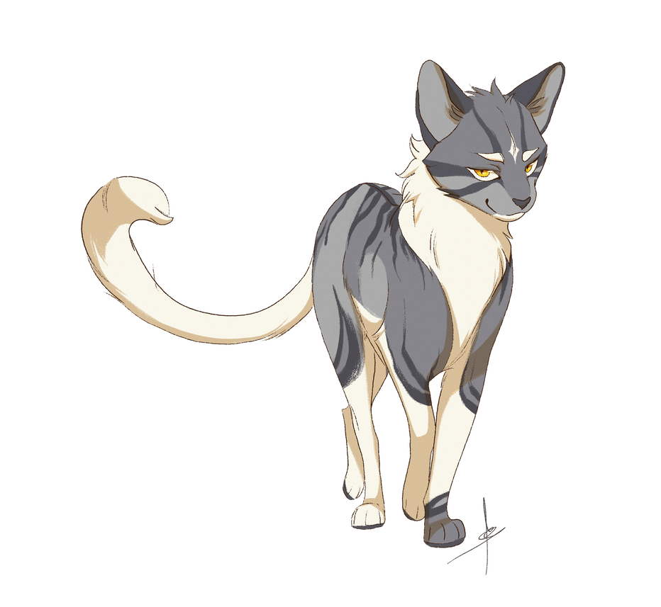 Commission Osiris By Owlcoat With Images Warrior Cat