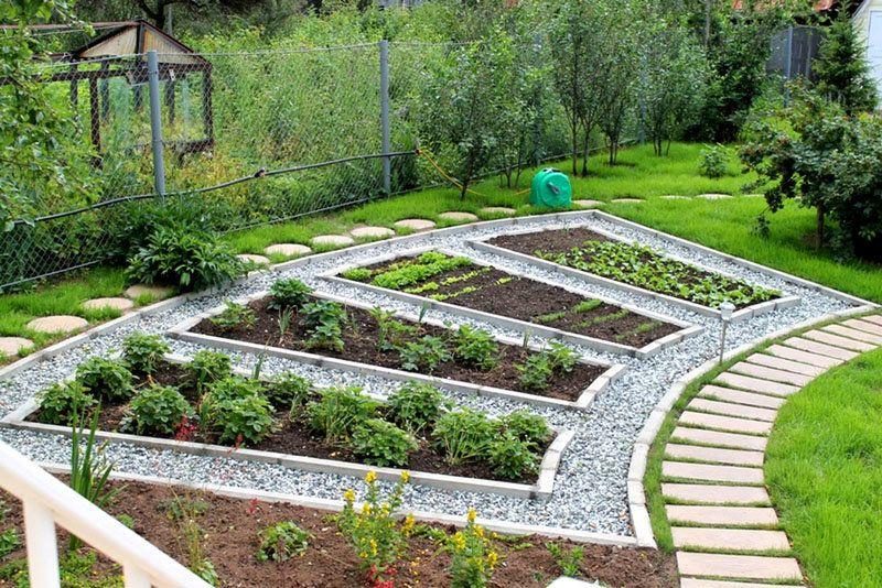 дача сад огород своими руками благоустройство