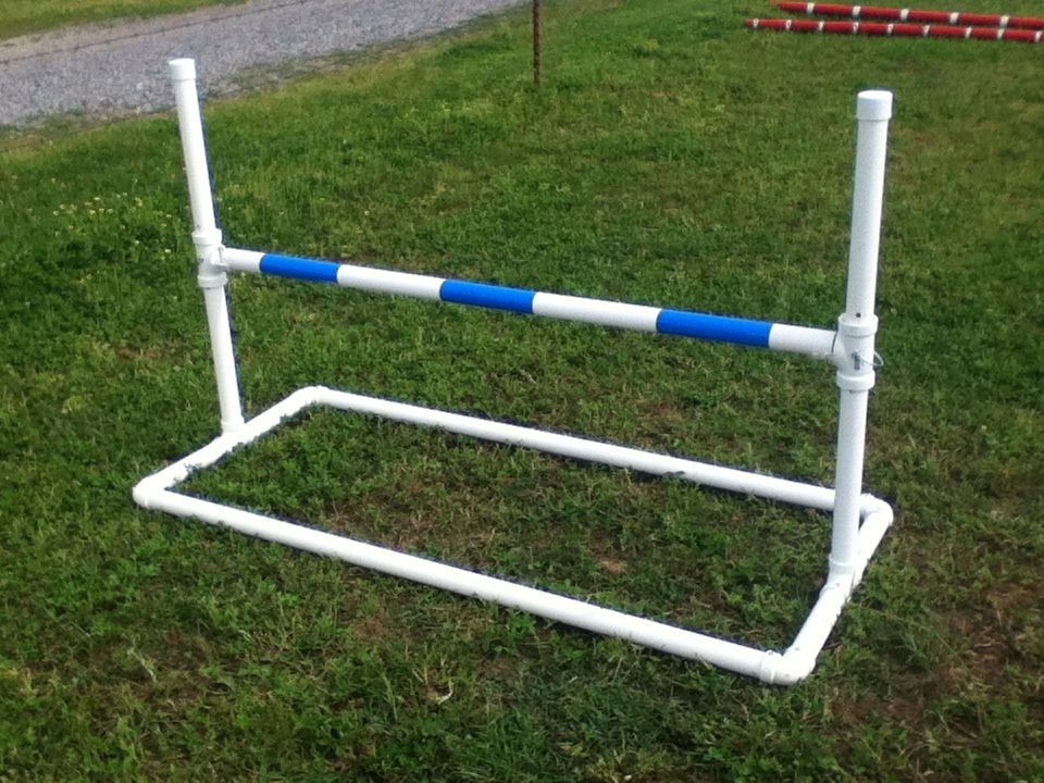 How To Paint Obstacle Jump Poles Horse Jumping Horse Diy Miniature Horse