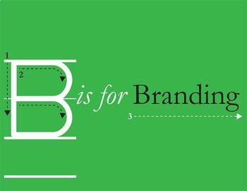 B is for Branding: Design for Teachers