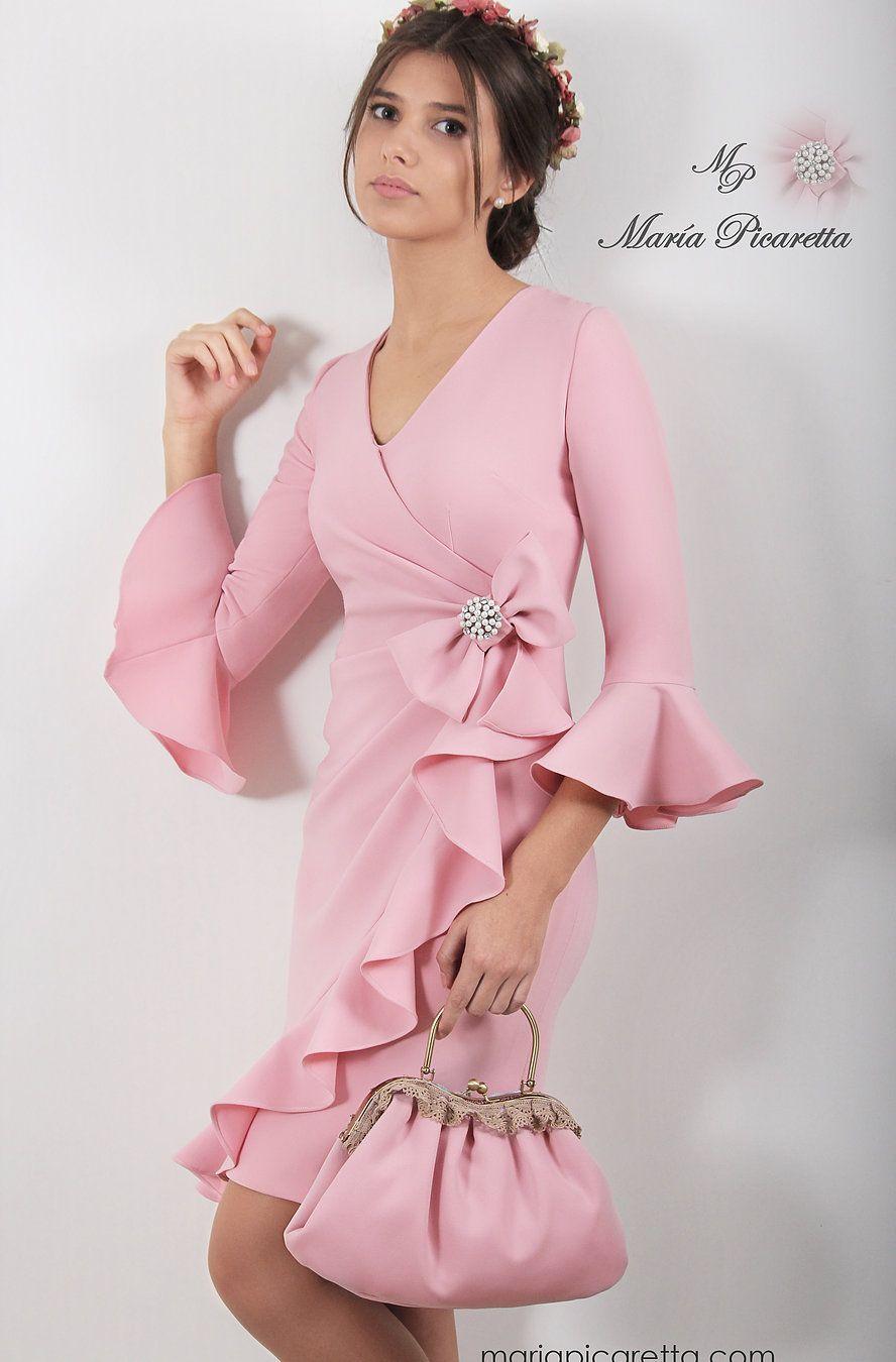 Vestidos de Fiesta de María Picaretta | Moda | Pinterest | Trajes de ...