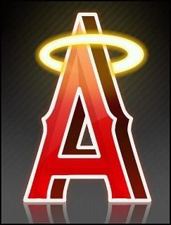 Light up that HALO *   Baseball In My Blood   Angels