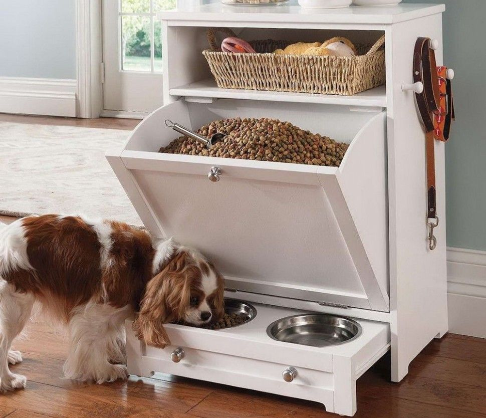 ideas of home design home design pet food storage cabinet incredible