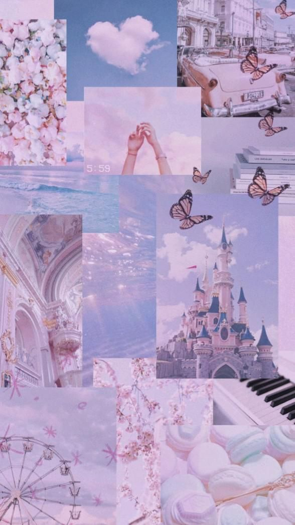 Aesthetic wallpaper ♡