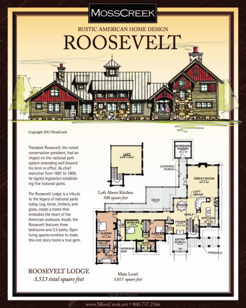 Www Mosscreek Net Rustic American Home Design Log Cabin Log Home Timber Frame House Plans American Home Design Timber Frame Homes House Design