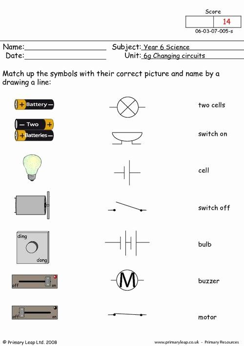 Electrical Power Worksheet Answers Luxury Electrical