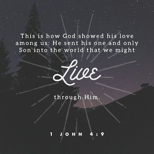 This is how God showed his love... #Jesus | Christian | Pinterest