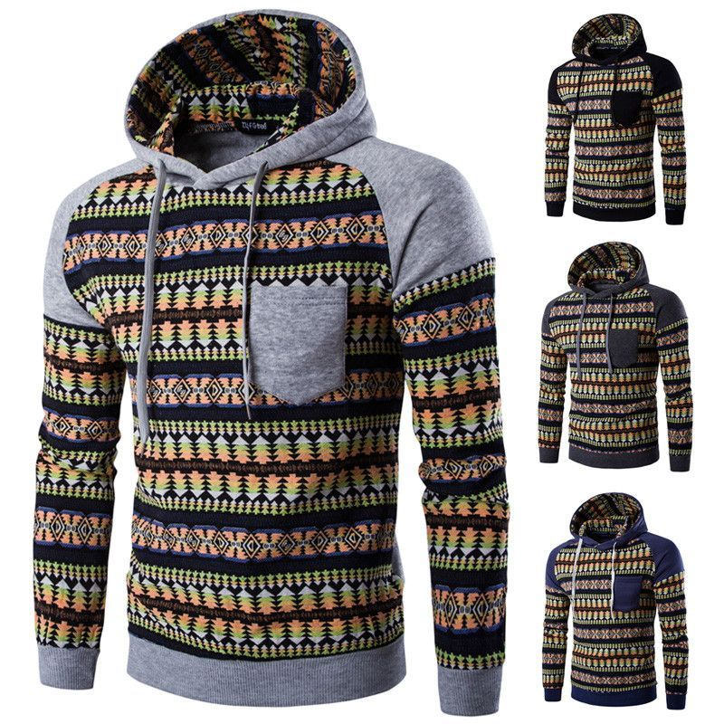 Aztec Tribal Print Design Pullover Hoodies | Aztec, Products and ...