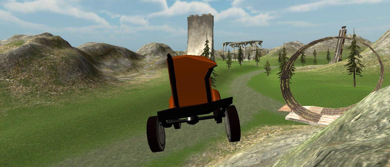 Araba Simulatoru 3d Araba Oyun Eglence
