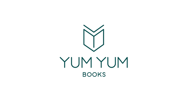 Yum Yum books logo | Logo Inspiration