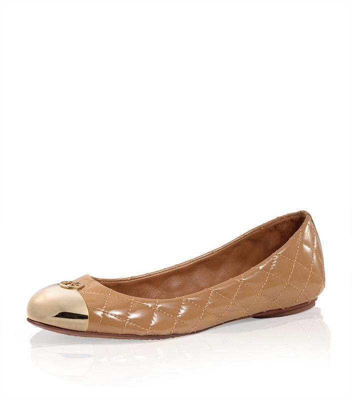 bfe04cfd642 New Tory Burch Kaitlin Ballet Beige Flats  tb 1092  -  114.99   Tory Burch  Outlet - Tory Burch Flats Sale Online