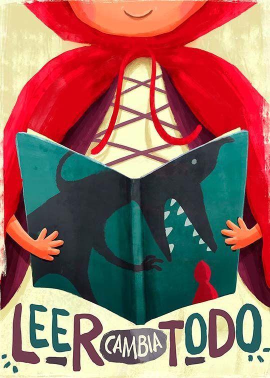 10 Libros Infantiles Que Cualquier Adulto Puede Disfrutar Carteles De Lectura Maraton De Lectura Feria De Libros