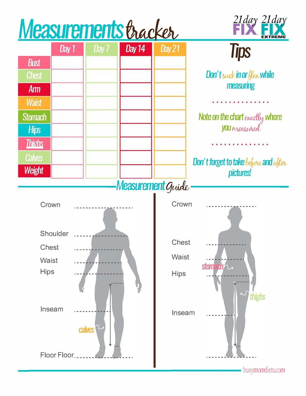 Related image body measurement tracker fitness fun health motivation april also let   get physical pinterest day fix days rh
