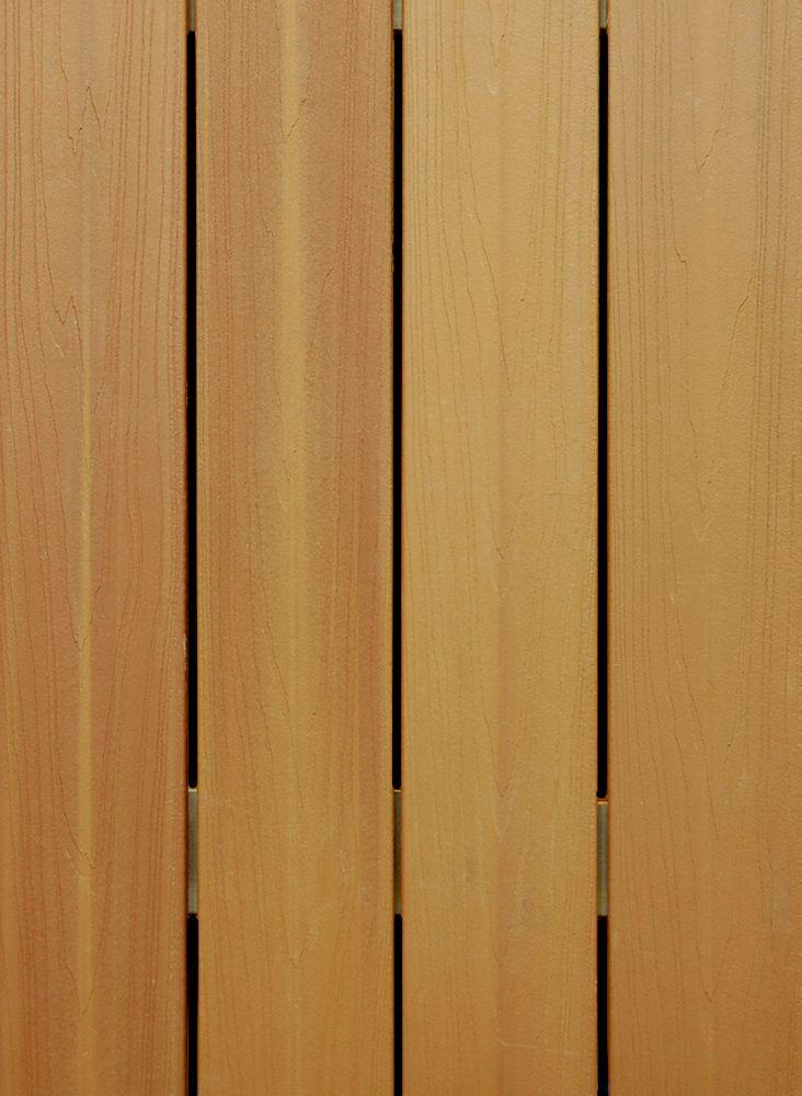 Western Cedar Composite Decking Composite Decking Vinyl