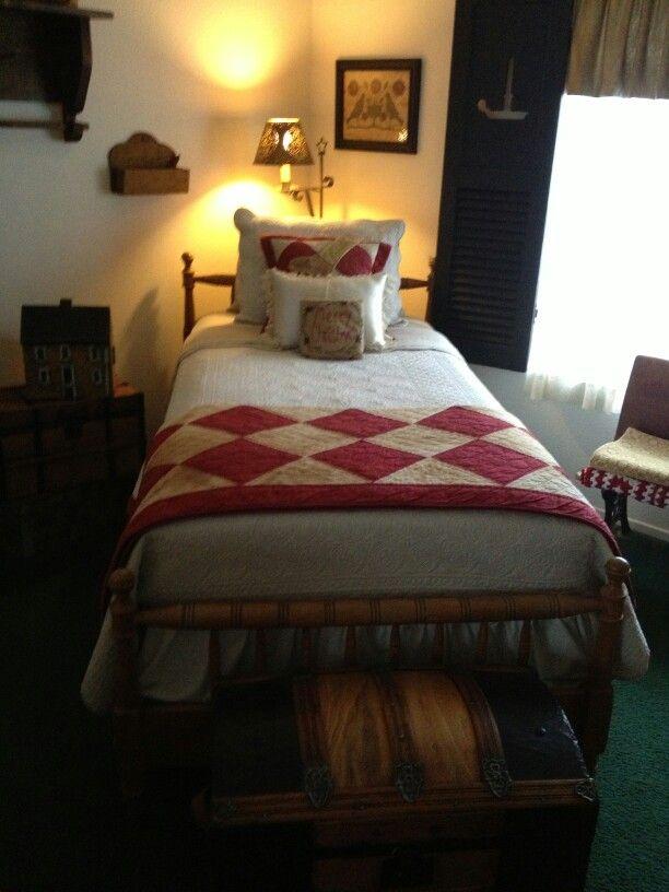 Sweet room.