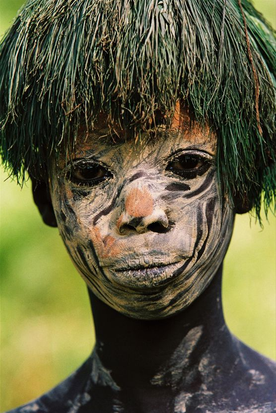 La belleza de las tribus Surma y Surmi   Survival, Face and People