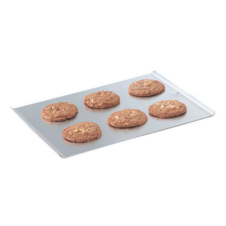 Vollrath 1 2 Half Size Bun Sheet Pan 17 X 14 X 1 10 Gauge Aluminum Natural Finish 68085 Lactation Cookies Savoury Food