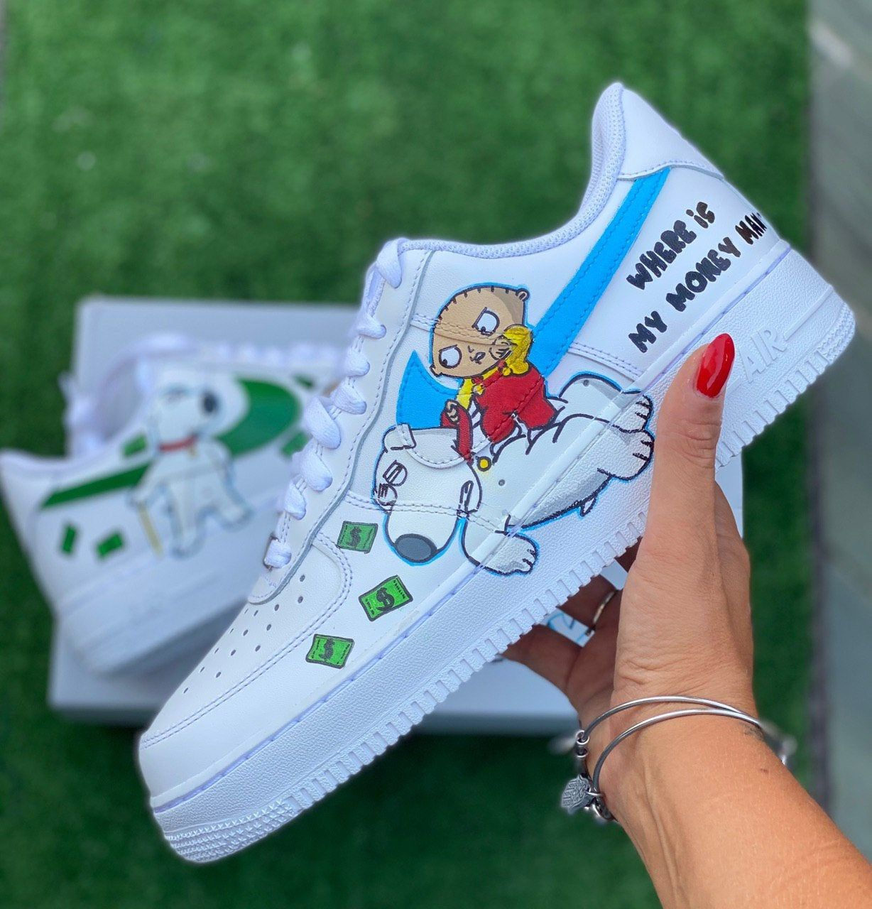 Pin su Nike Air Force 1