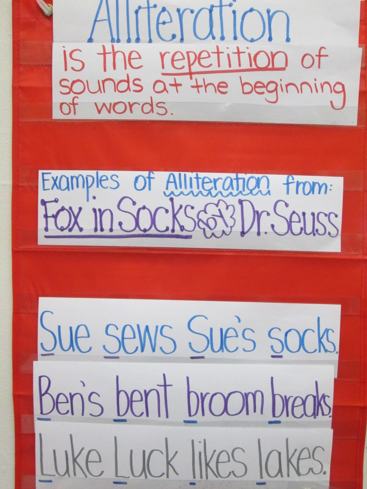 Alliteration Examples Dr Seuss