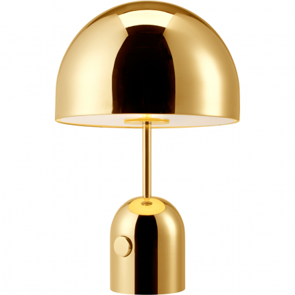 Bell Table Light Brass Lamp Table Lamp Brass Table Lamps