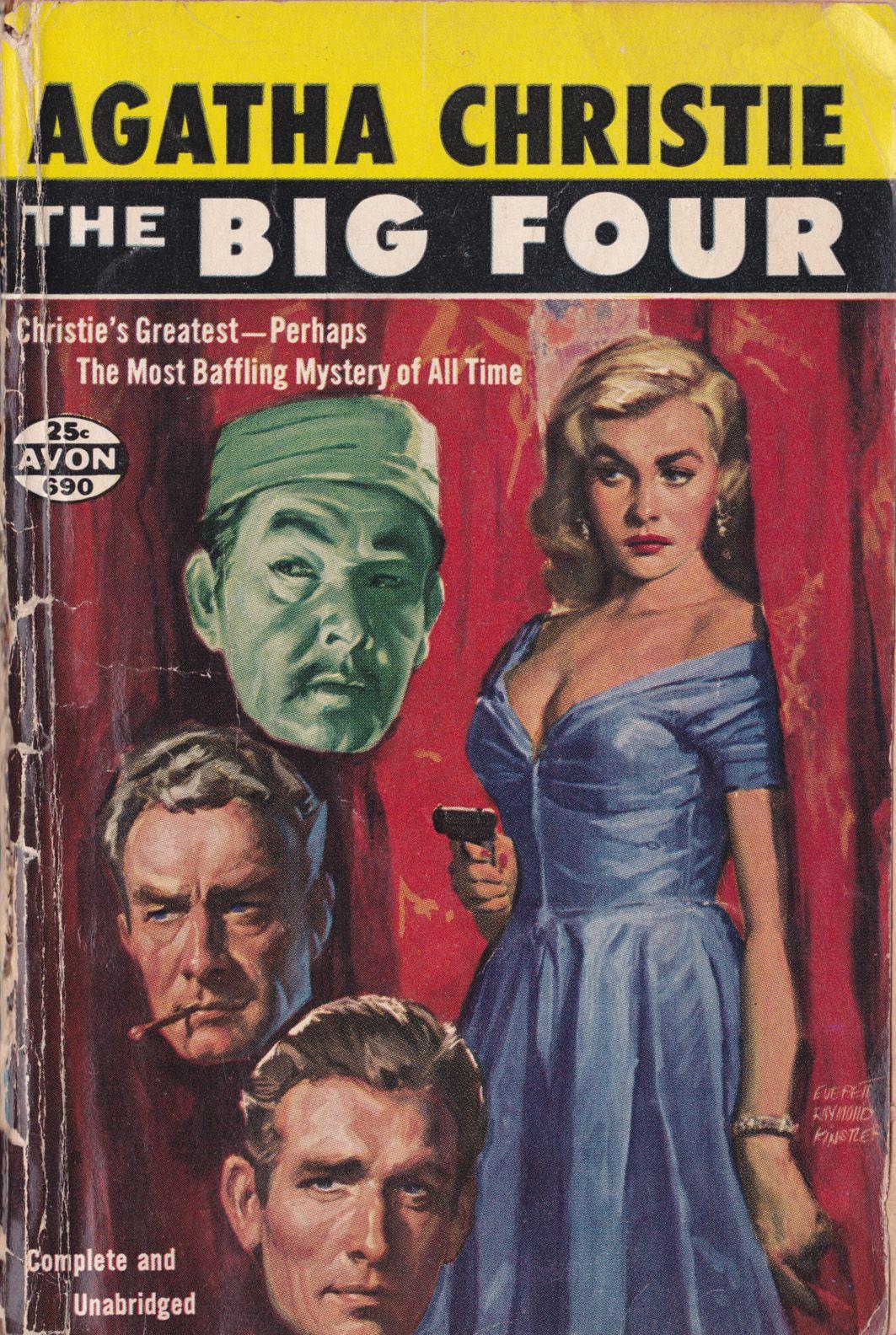 Agatha christie agatha christie the big four agatha