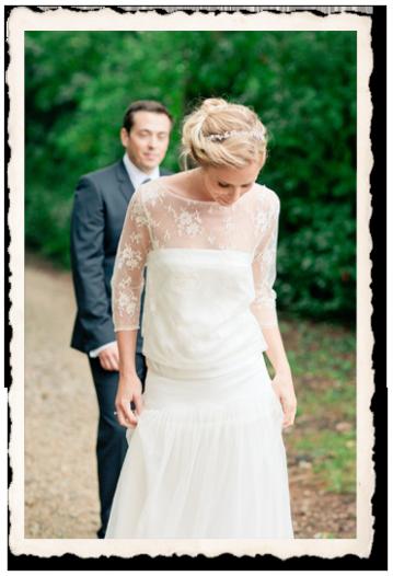 robe de mariée toulouse création louise dentelle | robe | pinterest
