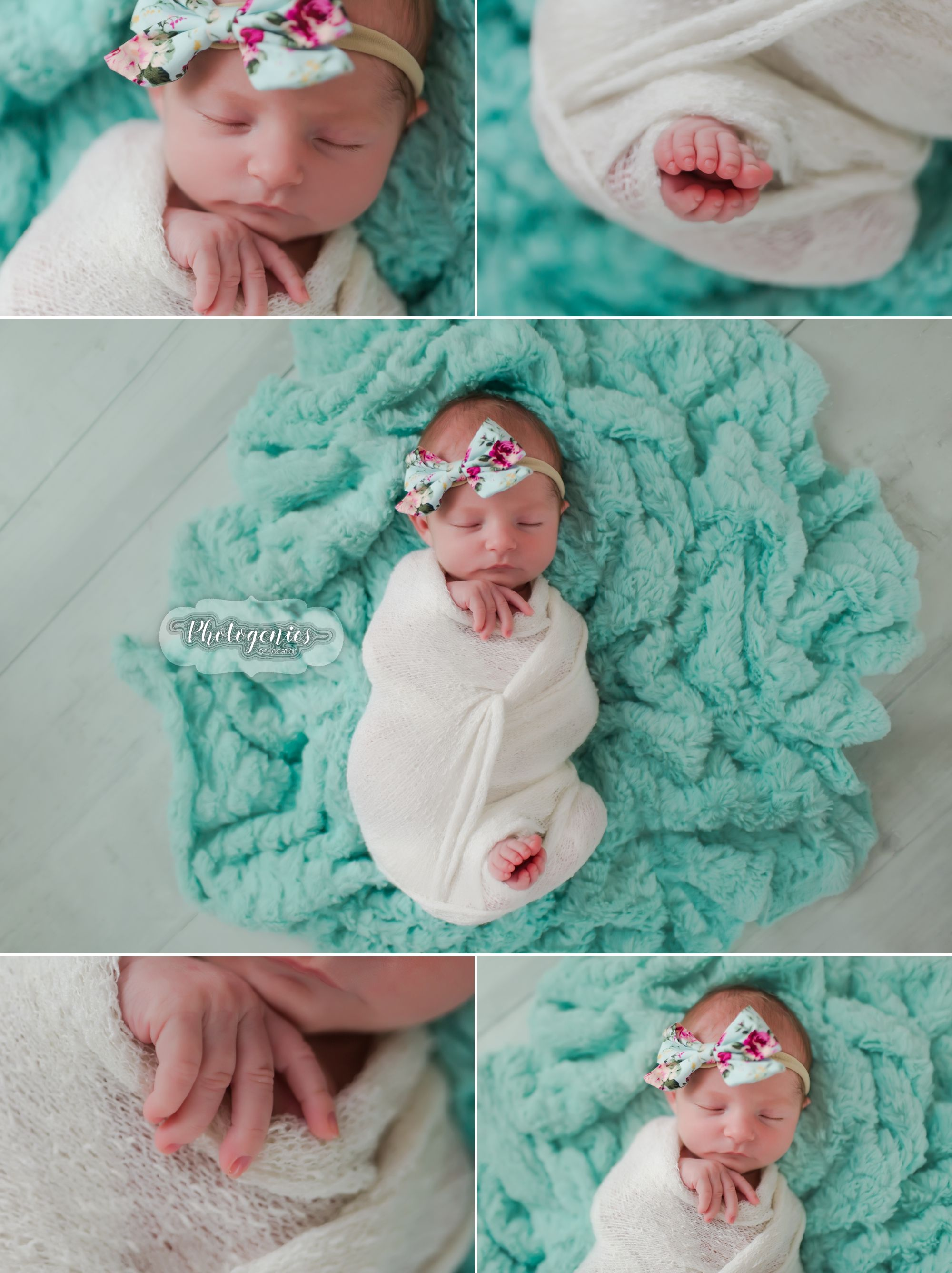 Newborn girl photography unique poses parents studio session florals wraps 1 photography themes girl photography newborn poses newborn session newborn