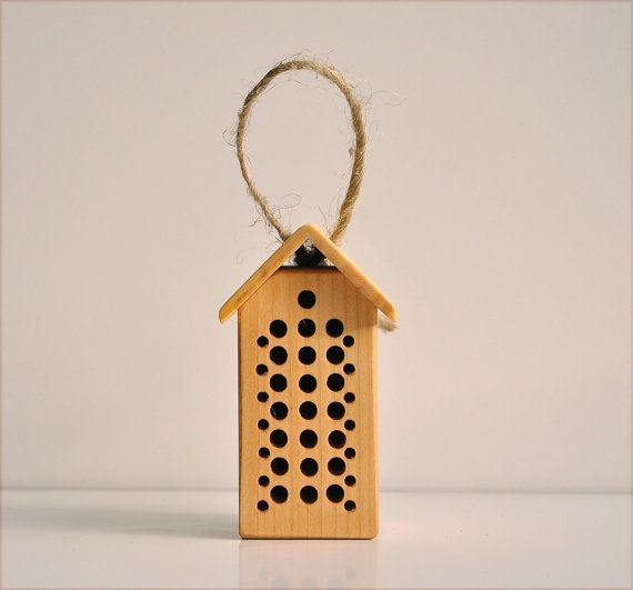 Insect Hotel For Solitary Bees