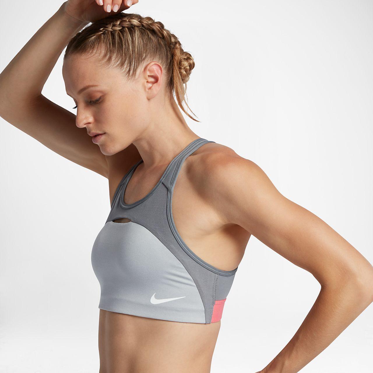 Nike Classic Swoosh Modern Women's Medium Support Sports