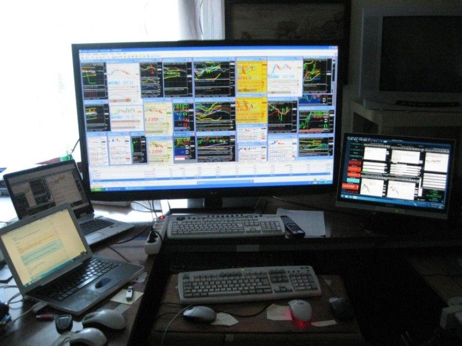 Best forex trading desktop setup