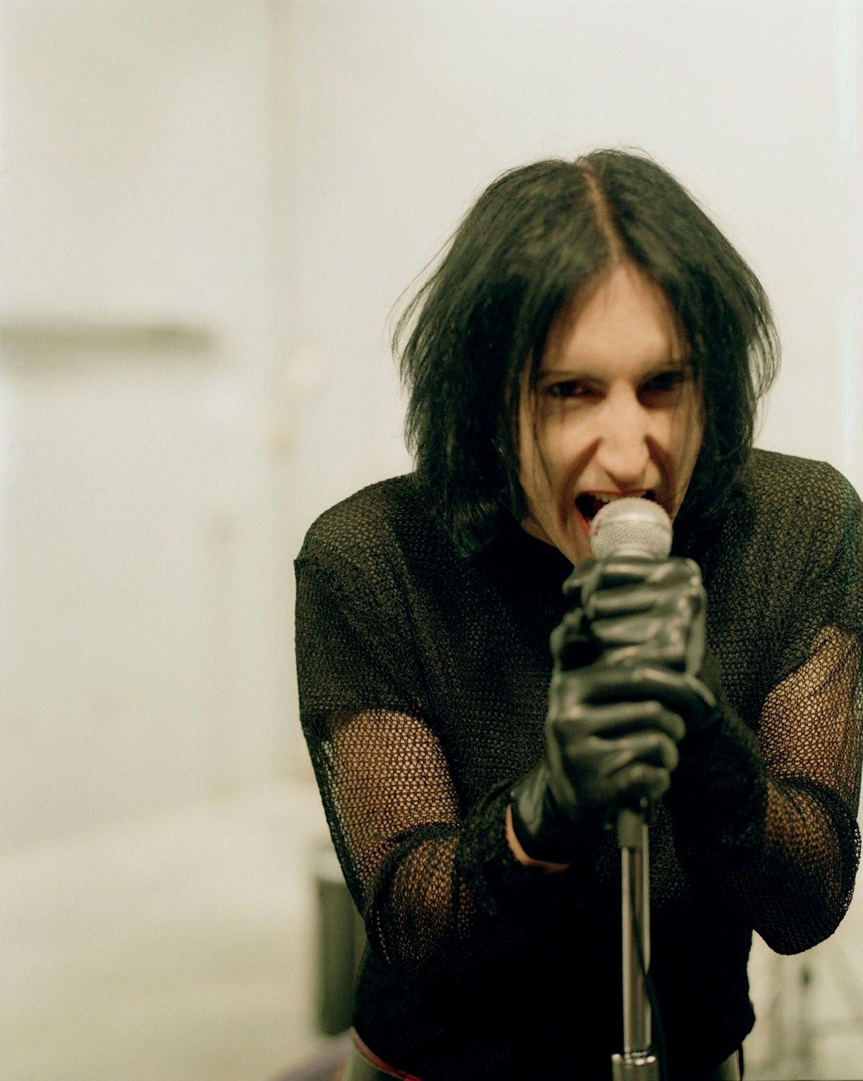 Trent Reznor March Of The Pigs Video Shoot | NIN | Pinterest | Trent ...
