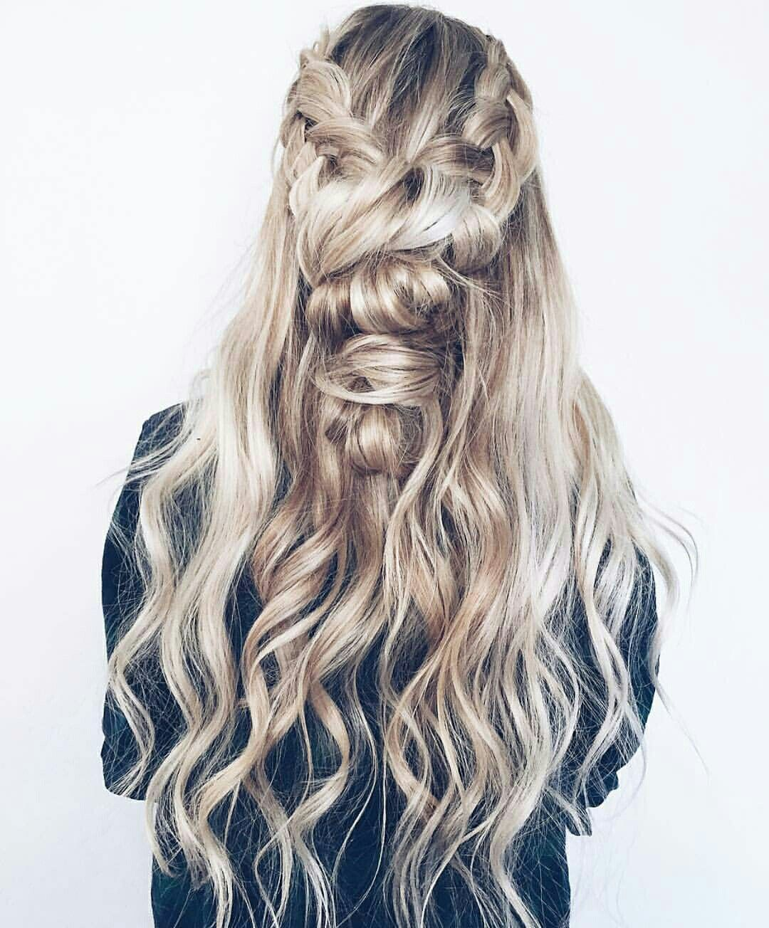 Pin by mar on beautiful hairstyles pinterest big blonde hair