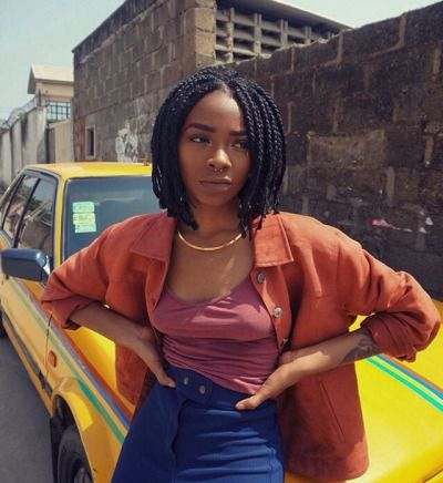 Box Braids Bob Tumblr Short Box Braids Hairstyles Short Box Braids Box Braids Bob