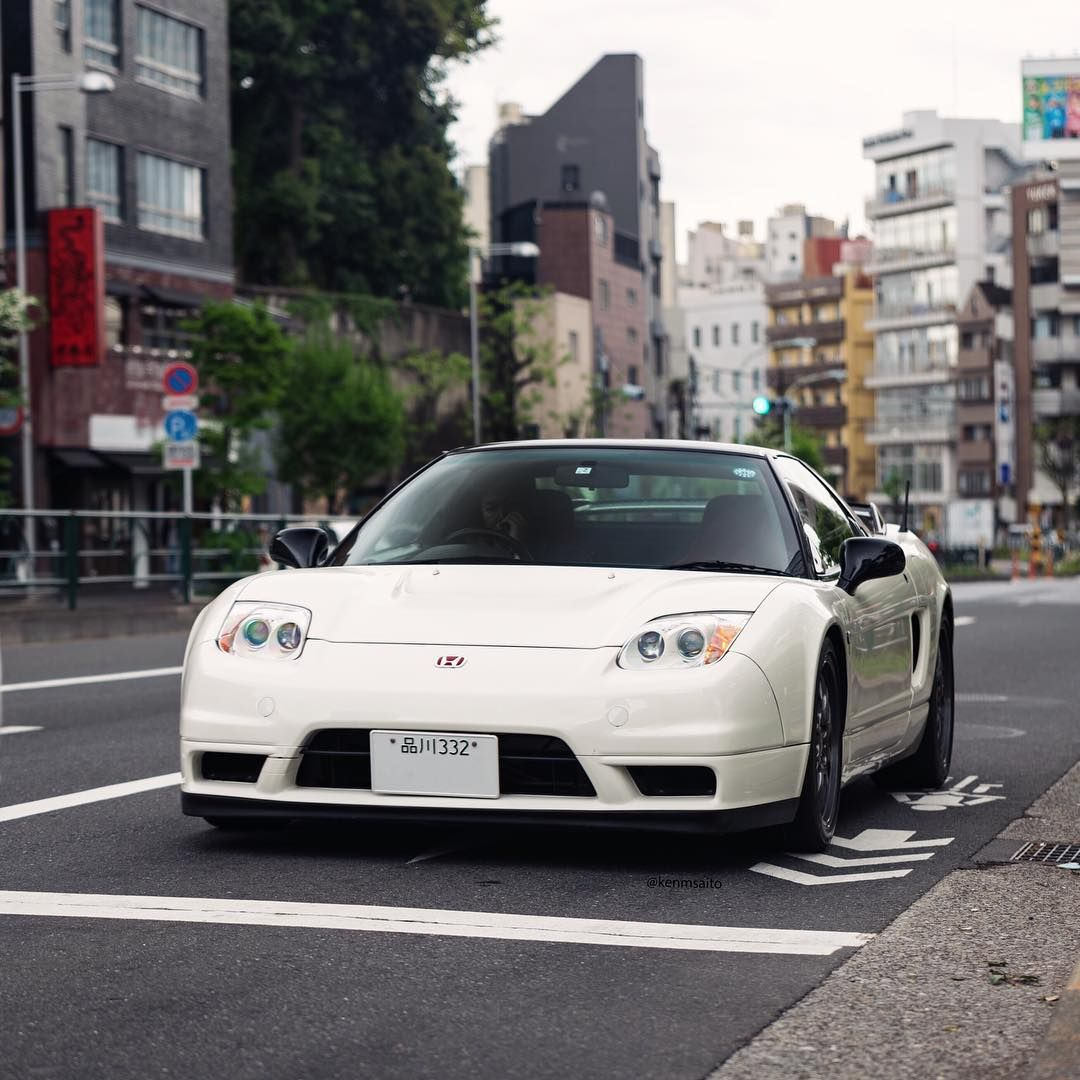 Don't See These Out Too Often. #Honda #NSX