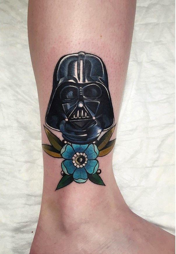 star wars darth vader tattoo-15